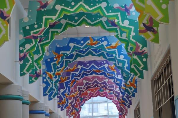 Houston Childrens Museum Ceiling
