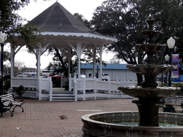 League Park Gazebo