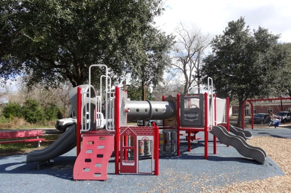 League Park Small Playground