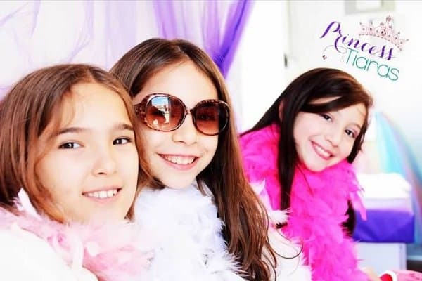 Bianca Barona Abud of Princess and Tiaras Spa Celebrations Kids