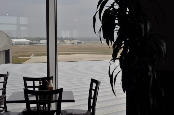 Black Walnut at Conroe Airport