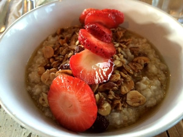 Blacksmith Oatmeal