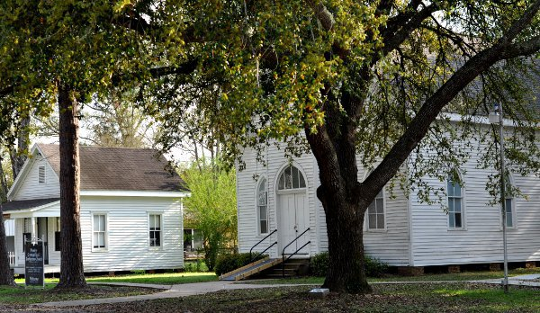 Church at Tomball Museum Center