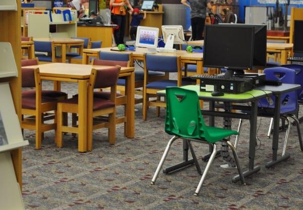 Raising Readers Barbara Bush Library At Cypress Creek A