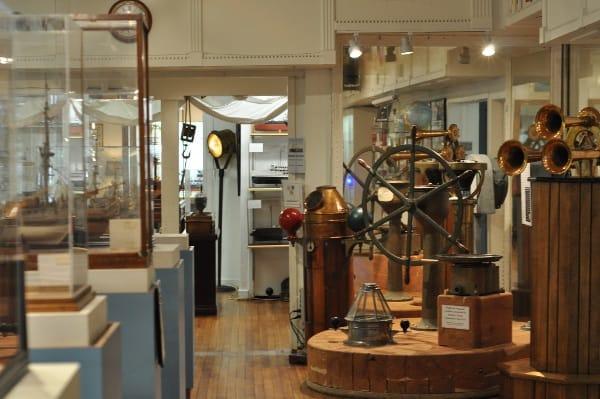 Houston Maritime Museum Ship Wheel