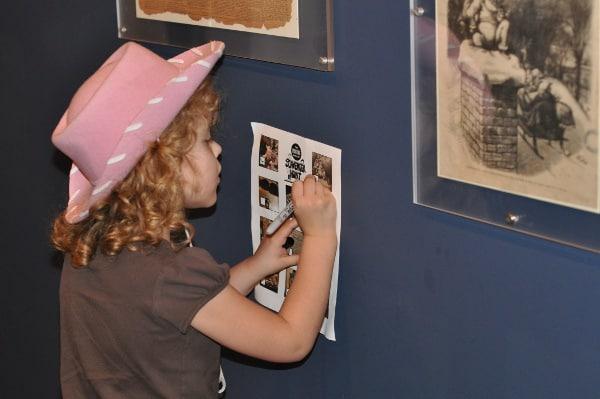 Houston Printing Museum Scavenger Hunt