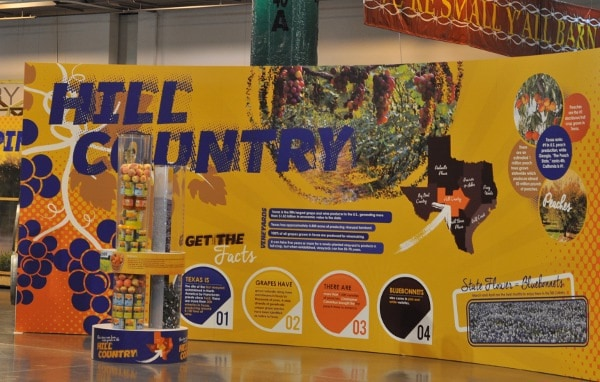 Houston Rodeo Ag Venture Museum Exhibits