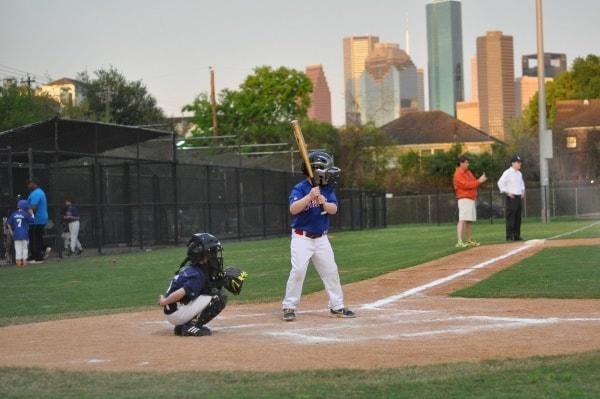 Little League Baseball in Houston