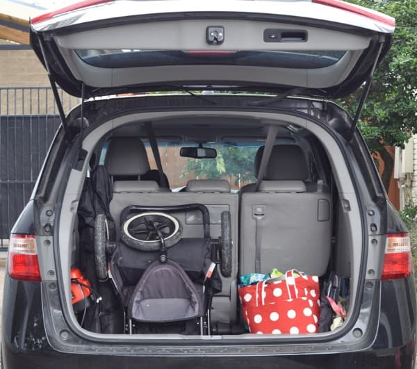Pack the Car for Houston Adventures