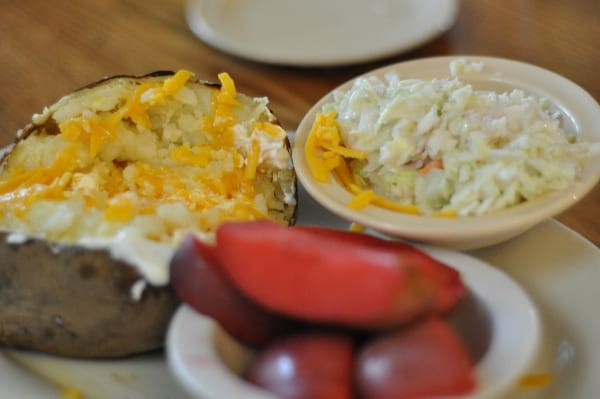 Potato Patch Veggie Plate