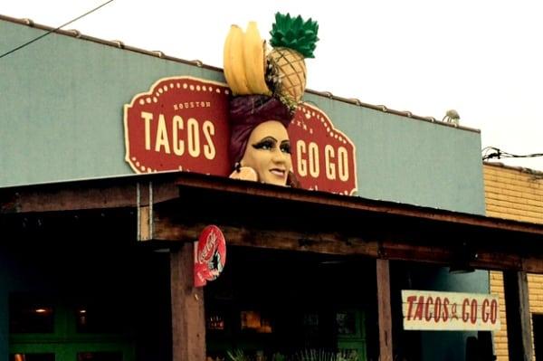Tacos a gogo Front Door