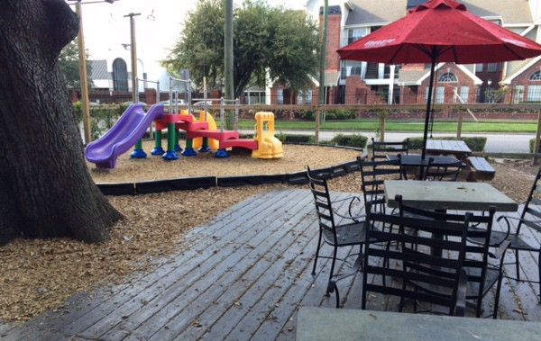 Uberritto Patio and Playground