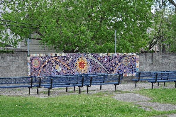 Wharton Spark Park Outdoor Classroom