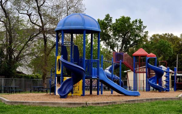 Wharton Spark Park Playground