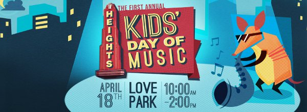 Heights Kids Day of Music