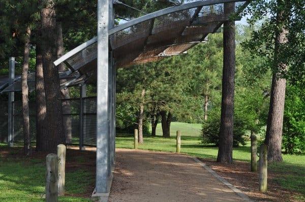 Hermann Park Golf Course Trail
