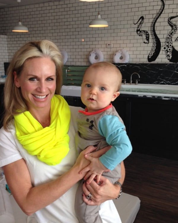 Kristi Ison of Float Baby