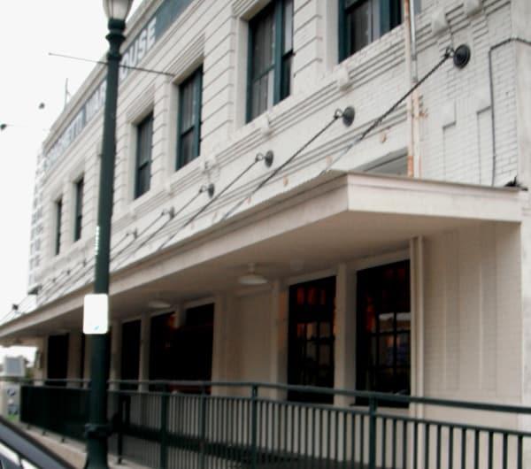 Spaghetti Warehouse Houston Storefront