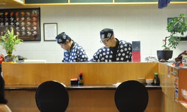 Sushi Chefs at Ichiban Sugar Land
