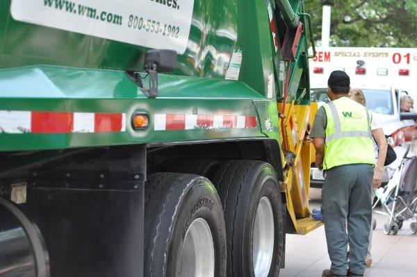 City of Houston Trash and Heave Trash Day