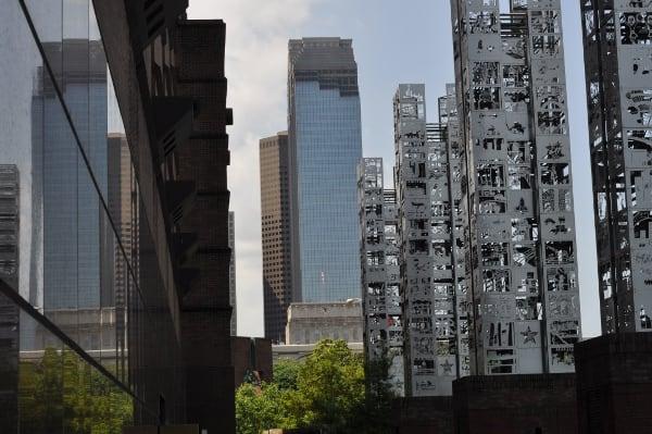 View of City Hall from Preston Street Bridge