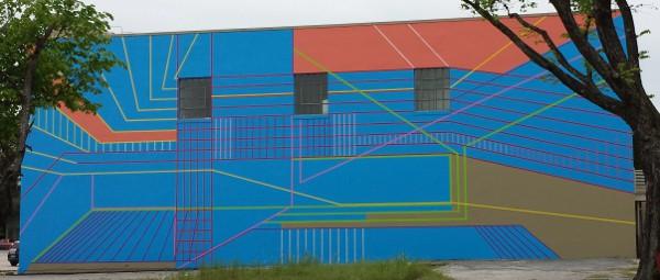 WIH Mural