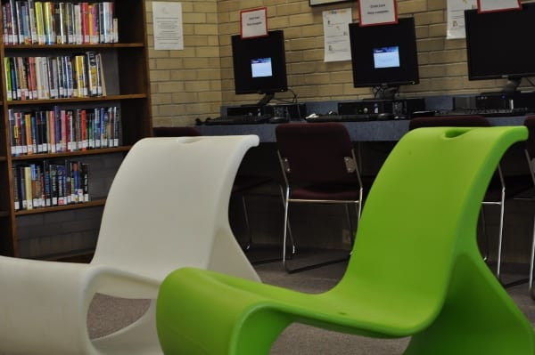 West University Libary Chairs