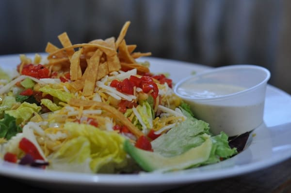 Freys Backyard Santa Fe Salad
