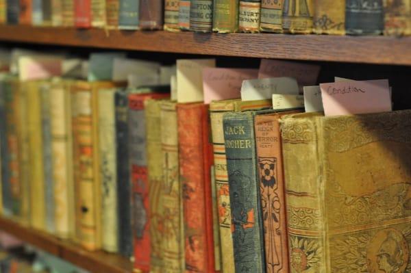 Julia Ideson Library Books