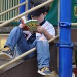 Reading 13 Story Treehouse at Playground at Houston Zoo