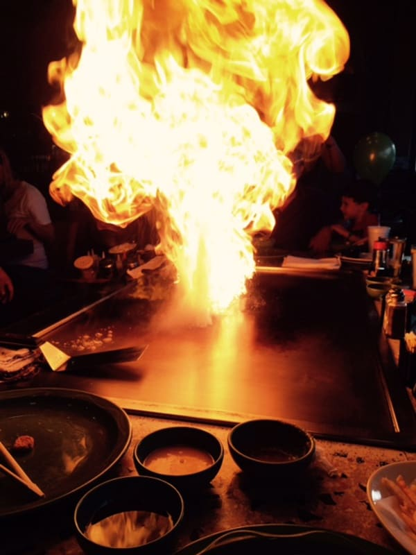 Tokyohana Fire on the Grill