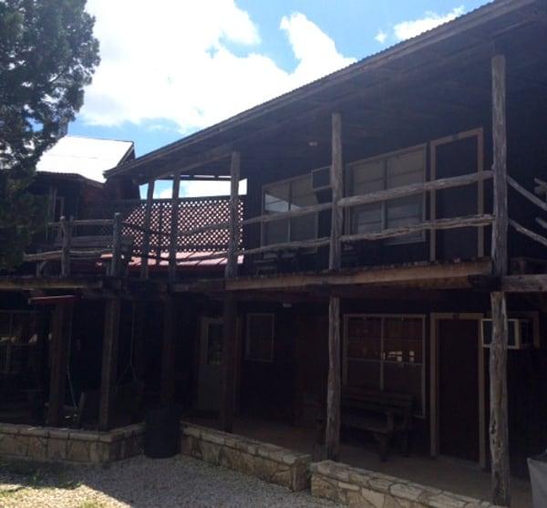 Cabin at Mayan Dude Ranch in Bandera
