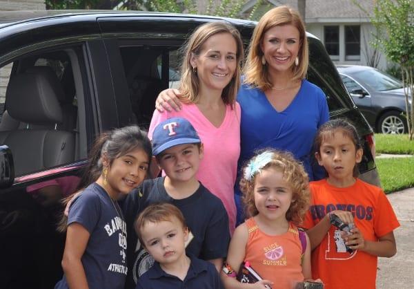 Jill Jarvis and Rebecca Sperra Channel 13 Roadtrip Segment
