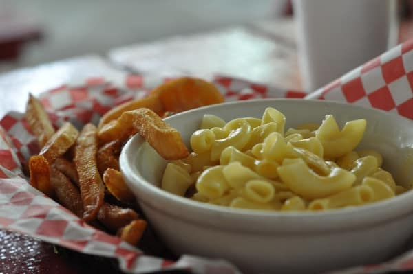 Little Matts Kids Meal Mac and Cheese