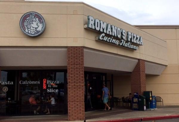Romanos Pizzeria Houston