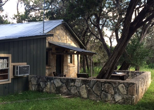 Stone Cabin Mayan Dude Ranch in Bandera