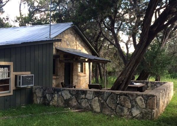 Stone Cabin Mayan Dude Ranch in Bandera