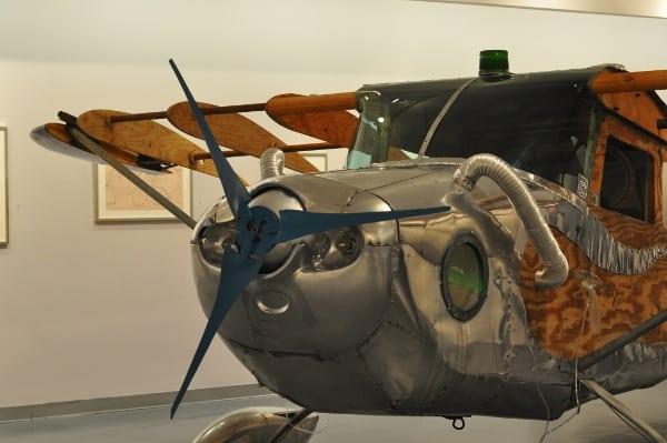 Art Car Museum Houston Airplane