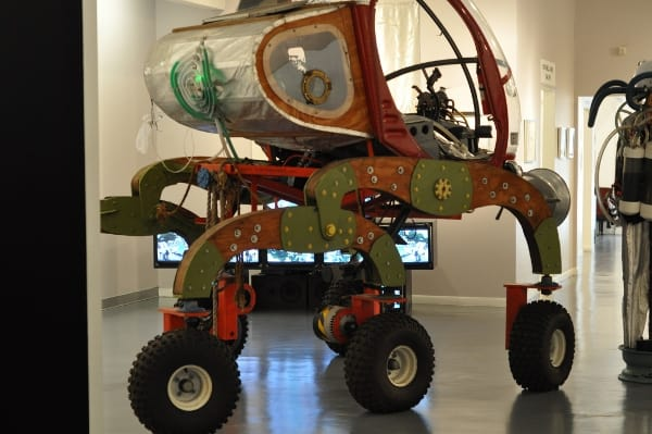 Art Car Museum Houston Rover