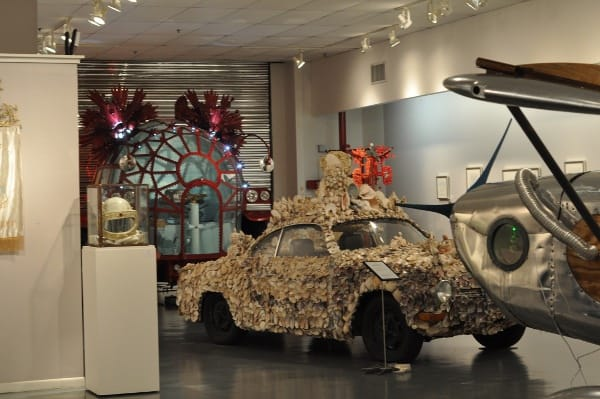 Art Car Museum Houston Shell Car