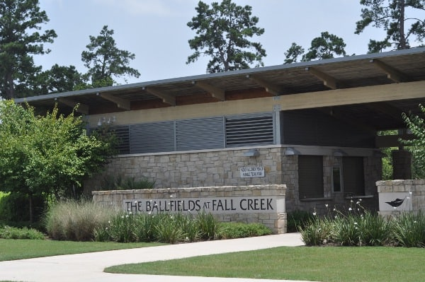 Ballfields at Fall Creek