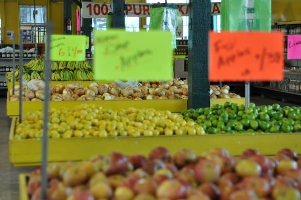 Caninos Market Produce