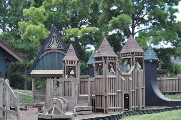 Donovan Park Toddler Playground