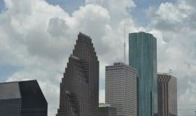 Downtown Houston Skyline BigKidSmallCity