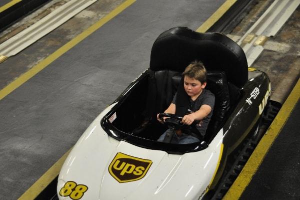 Go Karts at Incredible Pizza Conroe