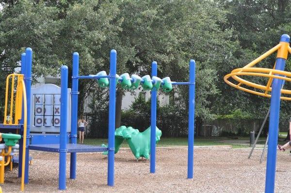 Halbert Park Houston Climbing Structures BigKidSmallCity