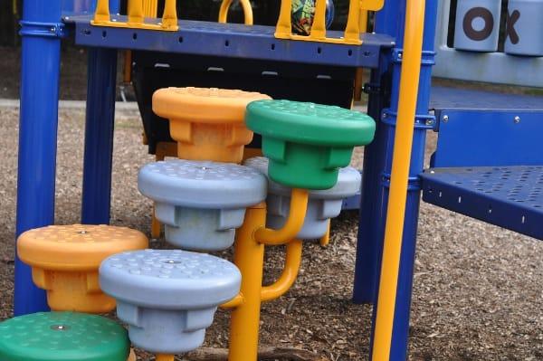 Halbert Park Houston Steps