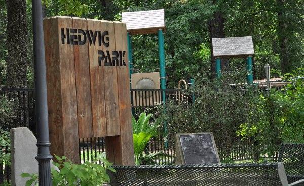 Hedwig Park Houston