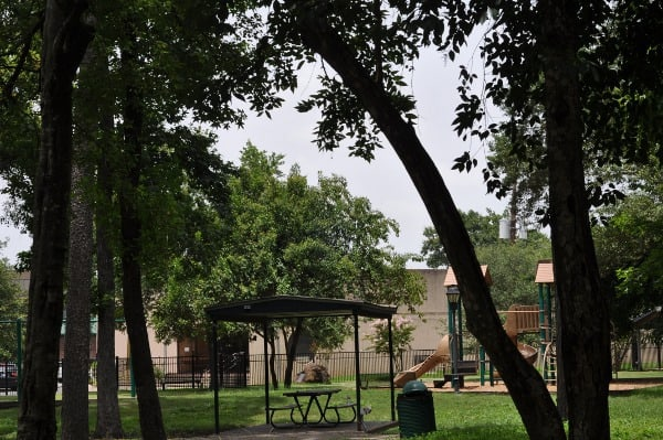 Hedwig Park Next to Spring Branch Library