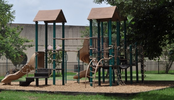 Hedwig Park Playstructures
